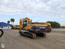 Hyundai Robex R220 LC9A (0366) escavatore cingolato usato
