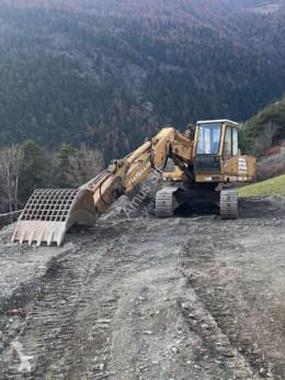 Fiat Allis FE20HD used track excavator