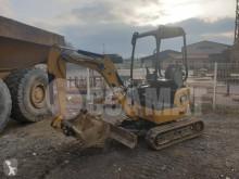 Caterpillar 301.7D 301.7 used mini excavator