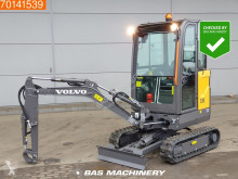 Volvo EC18E NEW UNUSED - HAMMER LINE used mini excavator
