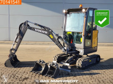 Volvo minikotrógép EC18E NEW UNUSED - 3 BUCKETS