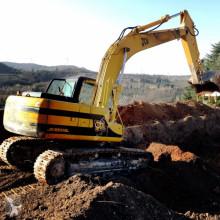 Excavadora JCB JS180NL excavadora de cadenas usada