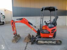 Kubota U 15-3 used mini excavator