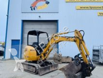 JCB 8025 used mini excavator