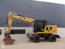 Escavadora Caterpillar M316F escavadora de rodas usada