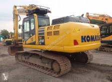 Excavadora Komatsu PC210LC PC210LC-11 excavadora de cadenas usada
