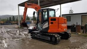 Excavadora Hitachi ZX85 ZX85USB-6 excavadora de cadenas usada
