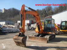 Hanix H 75 C used mini excavator