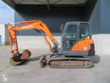 Mini-lopata Doosan DX 55