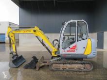 Excavadora miniexcavadora Neuson 3503 RD