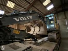 جرافة جرافة مجنزرة Volvo EC 180 DNL