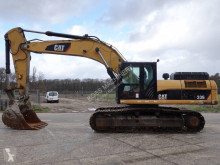 Caterpillar track excavator 336DL