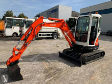 Mini-escavadora Kubota U25-3