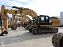 Excavadora Caterpillar 336F excavadora de cadenas usada