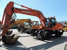 Daewoo 200W used wheel excavator