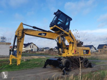 Caterpillar demolition excavator M 322D