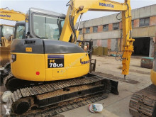 Komatsu PC78MR-6 PC78 mini pelle occasion