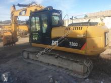 Caterpillar 320DL excavadora de cadenas usada