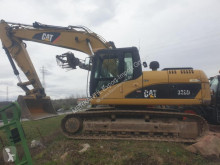 Caterpillar 320DL pásová lopata použitý
