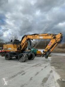 利勃海尔924 轮胎式挖掘机 二手