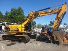 Excavadora JCB JZ235LC excavadora de cadenas usada