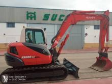 Escavadora mini-escavadora Kubota KX080-3a KX080-3a