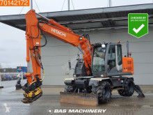 Hitachi wheel excavator ZX140W-3
