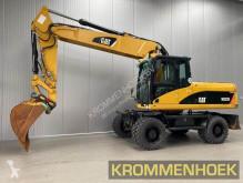Excavadora de ruedas Caterpillar M 322 D