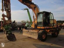 Case WX145 escavatore gommato usato