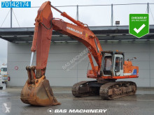 Fiat-Hitachi FH450 LCH-3 used track excavator