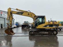 Excavadora Caterpillar 320 CLN *BJ.2003*12725H/Hammer Leitungen/SW** excavadora de cadenas usada