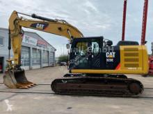 Excavadora Caterpillar 323EL **BJ2011 *10215H**Alle Leitungen/Klima/TOP excavadora de cadenas usada