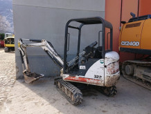 Mini-graafmachine Bobcat 322 D