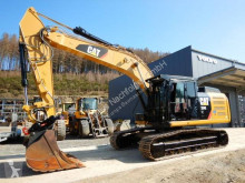 Excavadora Caterpillar 324 E LN mit OQ 70/55 excavadora de cadenas usada