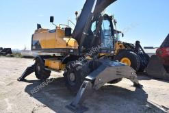 Excavadora excavadora de ruedas Volvo EW 180 D ER0015