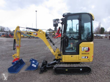 Mini-escavadora Caterpillar 301.6 AUX 1 / AUX 2