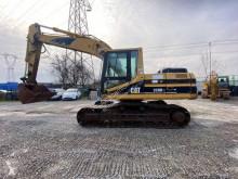 Excavadora Caterpillar 320BS excavadora de cadenas usada