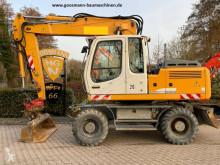 Excavadora Liebherr A 900 C Litronic excavadora de ruedas usada