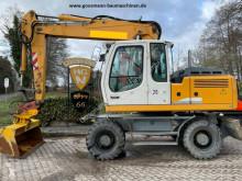 Liebherr wheel excavator A 900 C Litronic
