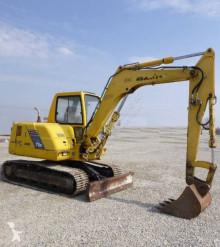Excavadora Komatsu PC75R-2 excavadora de cadenas usada