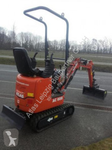 Atlas AC 08B used mini excavator
