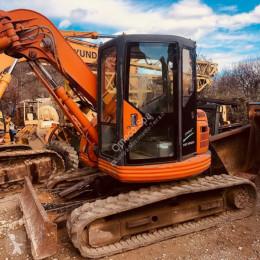 Excavadora Hitachi EX75UR usada