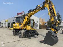 Escavatore gommato Atlas 1604 ZW