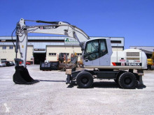 Escavatore gommato Terex TW 190