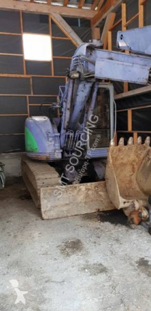 Excavadora excavadora de cadenas Hitachi EX135 UR