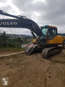Excavadora Volvo EC210 NLC excavadora de cadenas usada