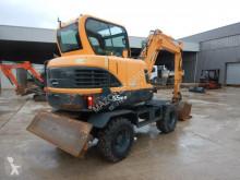 Escavadora escavadora de rodas Hyundai R55-9