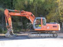 Escavadora Hitachi ZX210 escavadora de lagartas usada