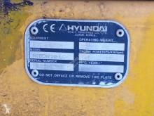Hyundai R210 LC 7 excavadora de cadenas usada