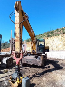 Excavadora de ruedas Caterpillar M316